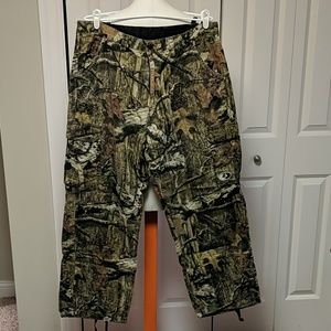 Mossy oak pursuits camouflage hunting pants